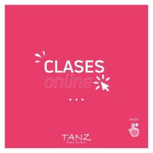 Tanz Clases Online