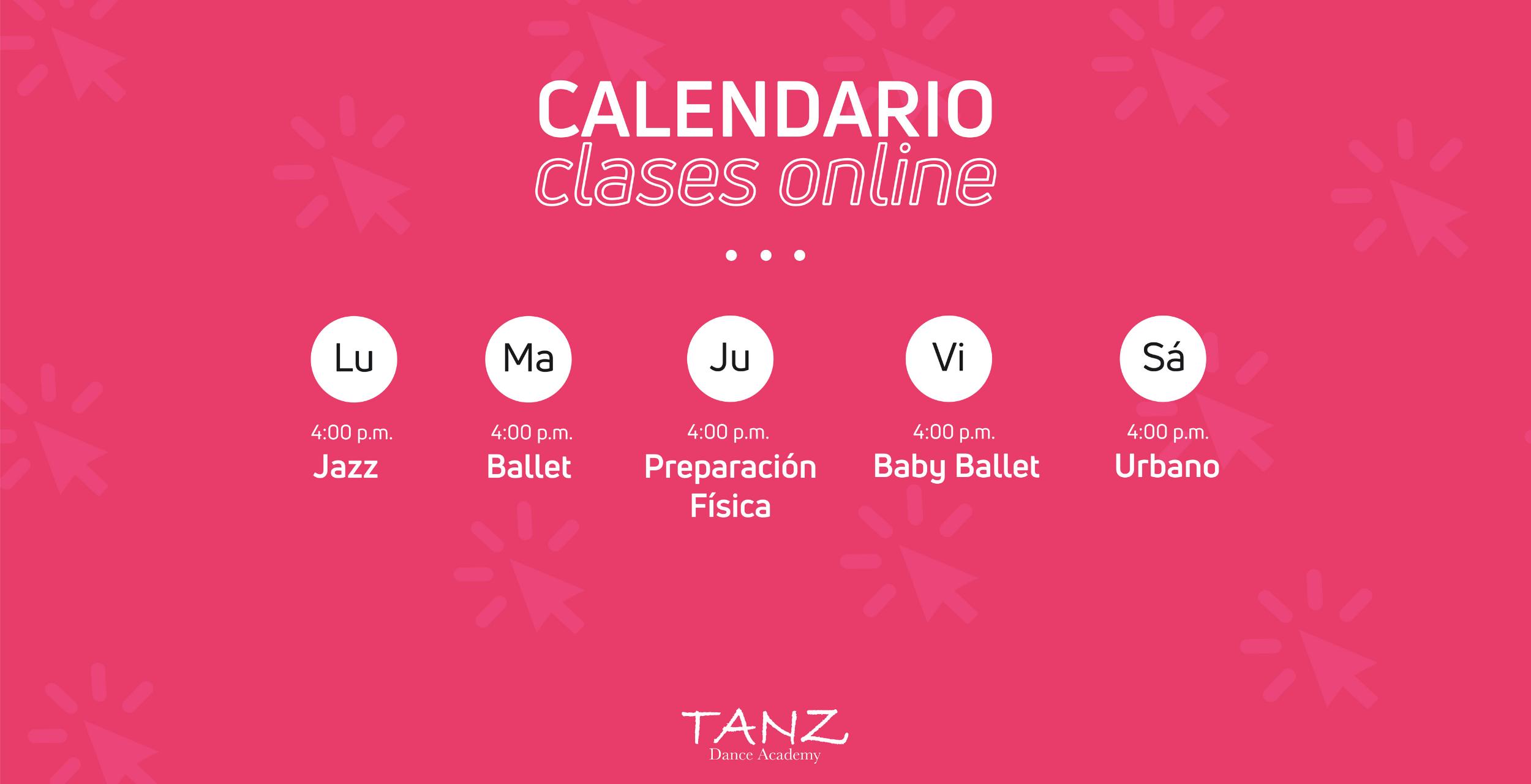 Clases Online Tanz